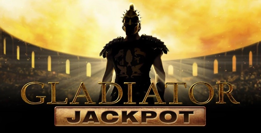 Playtech's Gladiator Jackpot game